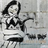 Vinyle - TAGADA JONES - A Feu et A Sang