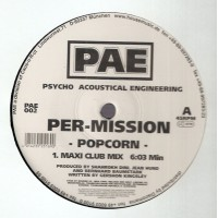 Vinyle - PER-MISSION - Popcorn