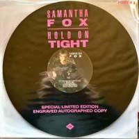 Vinyle - SAMANTHA FOX - Hold On Tight