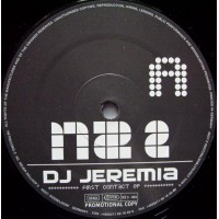 Vinyle - DJ JEREMIA - First Contact E.P.
