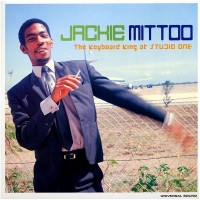 Mittoo, Jackie - The Keyboard King At Studio One