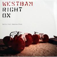 Vinyle - WESTBAM - Right On - Battle Vinyl Duplate Mixes