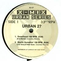 Vinyle - Various X-Mix Urban Series 27 - Urban Series - 27