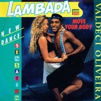 Vinyle - VALDECI OLIVEIRA - Lambada - Move Your Body