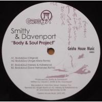 Vinyle - SMITTY & DAVENPORT - Body & Soul Project