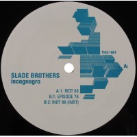Vinyle - SLADE BROTHERS - Incognegro