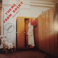 Vinyle - ROUND ONE - Theme From Rocky - Disco Mix