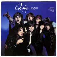 Vinyle - THE QUIREBOYS - Hey You