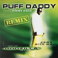 Vinyle - PUFF DADDY feat. JIMMY PAGE - Come With Me - Remix