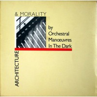 Vinyle - ORCHESTRAL MANOEUVRES IN THE DARK - Architecture & Morality