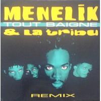 Vinyle - MENELIK - Tout Baigne (Remix)