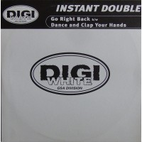 Vinyle - INSTANT DOUBLE - Go Right Back