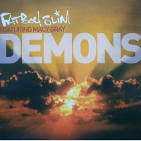 Vinyle - FAT BOY SLIM Feat. MACY GRAY  - Demons