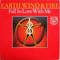 Vinyle - EARTH WIND & FIRE - Fall In Love With Me