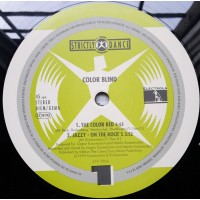 Vinyle - COLOR BLIND - The Color Red
