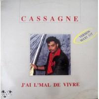 Vinyle - CASSAGNE - J'ai L'mal De Vivre