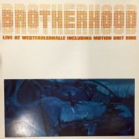 Vinyle - BROTHERHOOD - Live At Westfahlenhalle