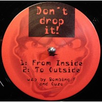 Vinyle - BOMBING F & OUZO - Don't Drop It!