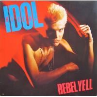 Vinyle - BILLY IDOL - Rebel Yell