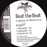 Vinyle - BEAT SYSTEM / STARS AND STRIPES - Lights Of America