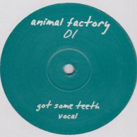 Vinyle - ANIMAL FACTORY - Got Some Teeth