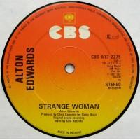 Vinyle - ALTON EDWARDS - Strange Woman