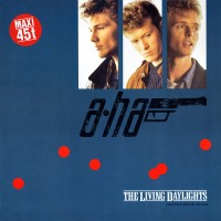 Vinyle - A-HA - The Living Daylights (Extended Mix)