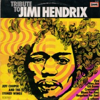 Vinyle - JEFF COOPER AND THE STONED WINGS - Tribute To Jimi Hendrix