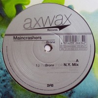 Vinyle - MAINCRASHERS - The Bronx