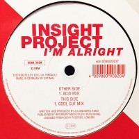 Vinyle - INSIDE PROJECT - I'm Alright
