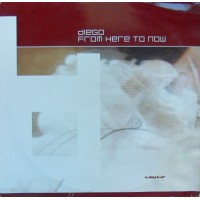 Vinyle - DIEGO - From Here To Now
