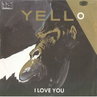 Vinyle - YELLO - I Love You