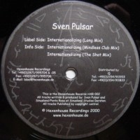 Vinyle - SVEN PULSAR - Internationalizing