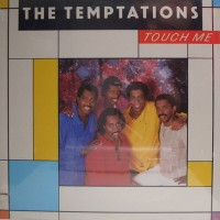 Vinyle - THE TEMPTATIONS - Touch Me