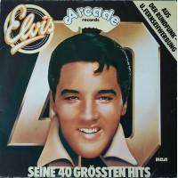 Vinyle - ELVIS PRESLEY - Seine 40 Grossten Hits