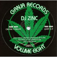 Vinyle - DJ ZINC - Volume Eight