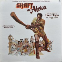 Vinyle - JOHNNY PATE - Shaft In Africa