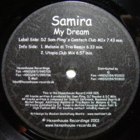Vinyle - SAMIRA - My Dream