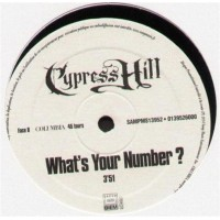 CYPRESS HILL - What's Your Number ?