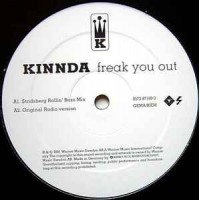 Vinyle - KINNDA - Freak You Out