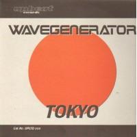 Vinyle - WAVEGENERATOR - Tokyo
