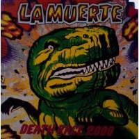 Vinyle - LA MUERTE - Death Race 2000