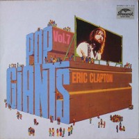 Vinyle - ERIC CLAPTON - Pop Giants, Vol. 7