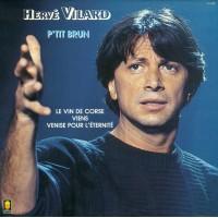 Vinyle - HERVE VILARD - P'Tit Brun