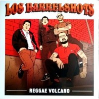 Vinyle - LOS BARRELSHOTS - Reggae Volcano