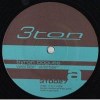 Vinyle - BYRON BOGUES - Weiter Weiter