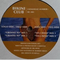 Vinyle - C. SMOOTH - Groove To
