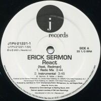 Vinyle - ERICK SERMON - React