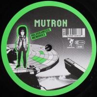 Vinyle - MUTRON - Hologramized Memories