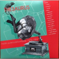 Vinyle - Various Thesaurus Volume 4 Inédits Punk Cold Synthpop 1979 - 1984